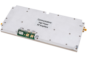 Cellular Band High Power Amplifiers