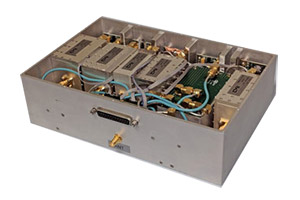 cellular band switched filter module
