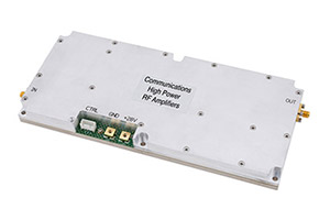 communications high power rf amplifiers