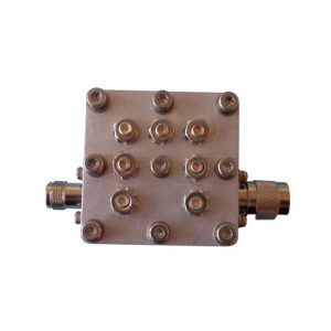 Coaxial Bandpass Filters