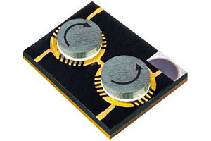 microstrip dual iso/circ modules