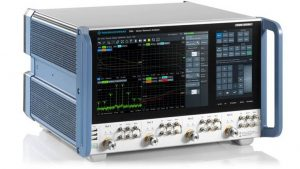 Rohde & Schwarz's ZNA Vector Network Analyzer