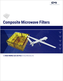 Composite Microwave Filters cover